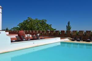 A piscina em ou perto de Pousada Castelo de Estremoz