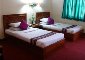 A room at Princess Hotel