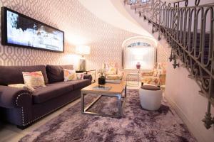 Loungen eller baren på Petit Palace Savoy Alfonso XII