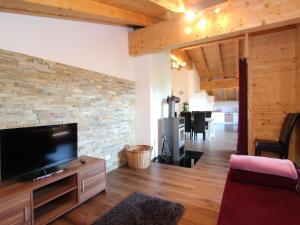 TV/Unterhaltungsangebot in der Unterkunft Holiday home Starmacherhof