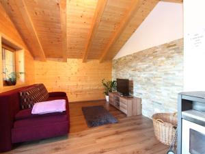 Lounge oder Bar in der Unterkunft Holiday home Starmacherhof
