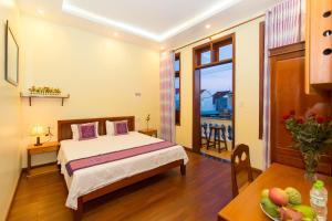 A room at Qua Cam Tim Homestay