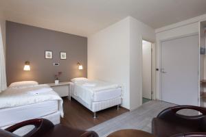 A room at Hotel Drangshlid