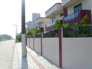 A fachada ou entrada em Residencial Susy