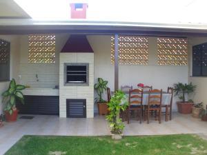 Uma varanda ou outra área externa em Residencial Susy