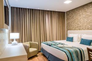 A room at Vogue Hotel Rio