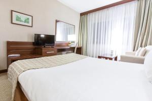 Ein Zimmer in der Unterkunft Holiday Inn Samara
