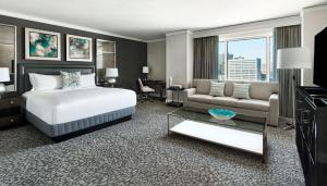 A room at The Ritz-Carlton, Tysons Corner