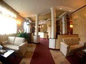 Hall o reception di Amaranto Hotel