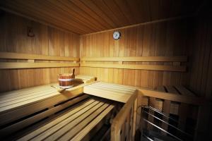 Spa and/or other wellness facilities at Hotel Garni Landhaus Platzer