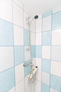 Ванная комната в Апартаменты на Марата 35