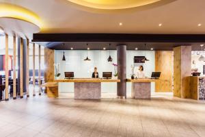 Vestíbul o recepció de Ibis Madrid Aeropuerto Barajas