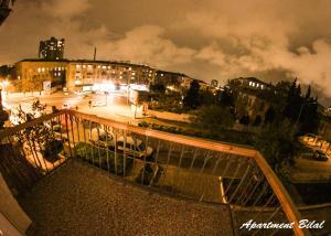 Uma varanda ou terraço em Apartment Bilal
