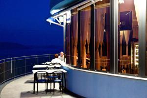 Balkon ili terasa u objektu Hotel Flanona