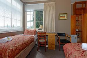 A room at Edinburgh Gallery Bed & Breakfast