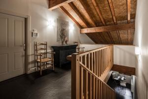 Una cocina o zona de cocina en Casa Rural Errota-Barri