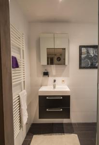 A bathroom at Sleep At Slim Amsterdam