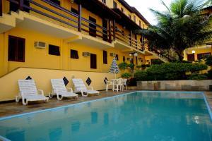 The swimming pool at or near Hotel da Ilha
