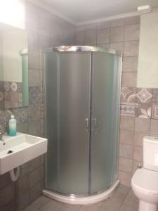 A bathroom at Porta Di Marina