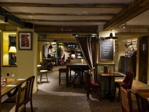 A restaurant or other place to eat at Innkeeper's Lodge Nottingham, Lowdham