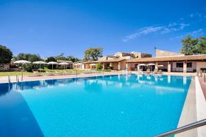 The swimming pool at or near Hotel Villa Giulia