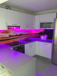 A kitchen or kitchenette at Stella Maris