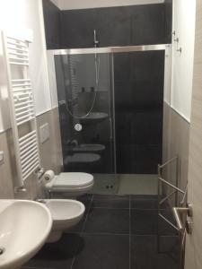 A bathroom at B&B Le Residenze