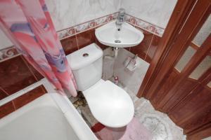Ванная комната в Апартаменты на Рубинштейна 15