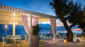 A restaurant or other place to eat at Boutique Hotel Rivalmare