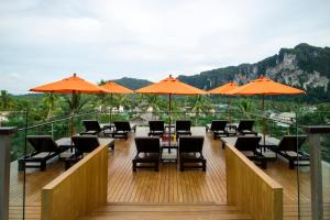 A restaurant or other place to eat at Ao Nang Phu Pi Maan Resort & Spa