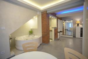 Ванная комната в Apartment Hermes
