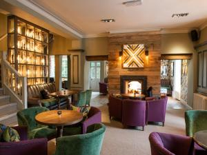 A seating area at Innkeeper's Lodge Godalming