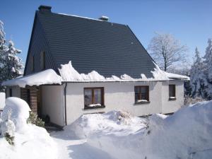 Ferienwohnung Ulbrich im Winter