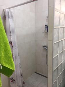 Ванная комната в Апартаменты на Политехнической 62