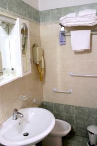 A bathroom at Affittacamere La Noce