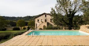 Der Swimmingpool an oder in der Nähe von CASALE SANTA CATERINA Jacuzzi&Pool