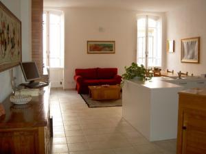 Area soggiorno di L'Arco Cagliari