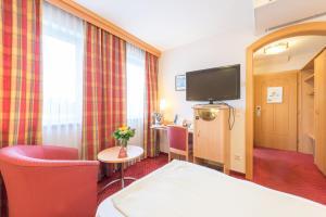 TV/Unterhaltungsangebot in der Unterkunft Austria Classic Hotel Hölle