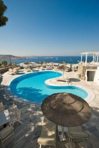 Πισίνα στο ή κοντά στο Hermes Mykonos Hotel