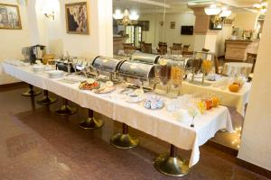 Ресторан / где поесть в Гостиница Валенсия