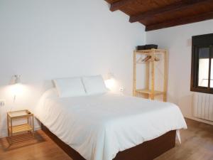 Cama o camas de una habitación en Casa Puerta de Gazoz
