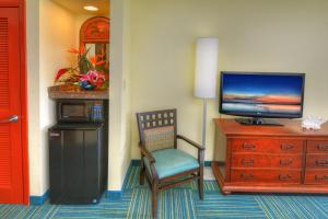 A television and/or entertainment center at Best Western Aku Tiki Inn