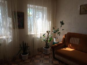 Гостиная зона в Приватная Резиденция на Кооперативной
