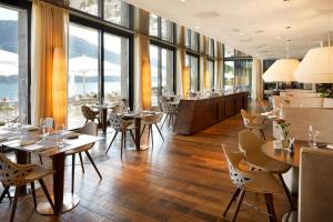 A restaurant or other place to eat at Campus Hotel Hertenstein