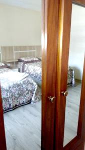 A bed or beds in a room at Cristofolli