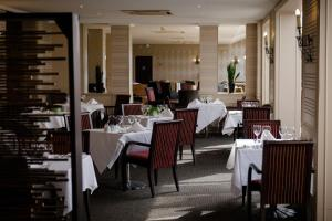 A restaurant or other place to eat at Brook Mollington Banastre Hotel & Spa