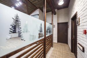 Гостевой Дом Ель зимой