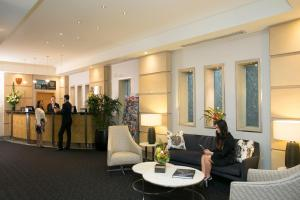 The lobby or reception area at The Sebel Sydney Chatswood