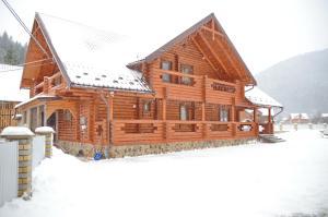 Apart-hotel ORLAN зимой