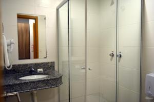 Un baño de Mar de Canasvieiras Hotel e Eventos